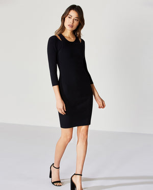 Savoir Faire Sweater Dress