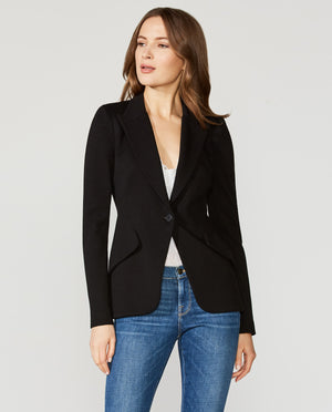 Gingerbread Ponte Jacket