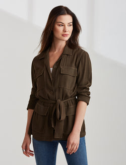 The Bailey 44 Law Of The Jungle Jacket in Palm – Bailey/44