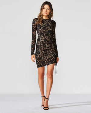 Disinformation Lace Dress