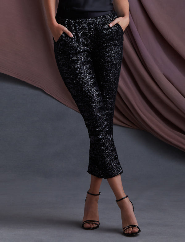 Coco Sequin Pant