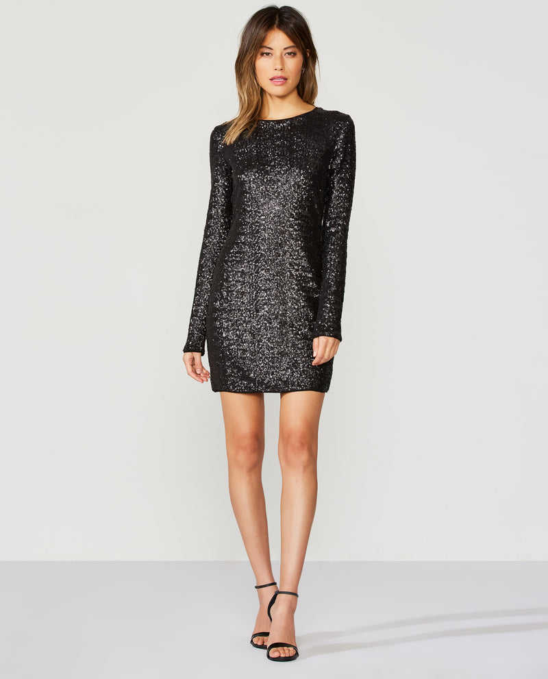 Black Sequin