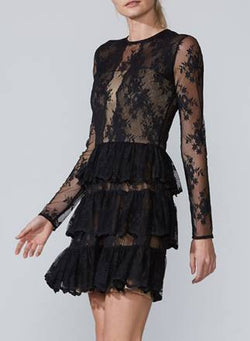 Riviera Lace Dress
