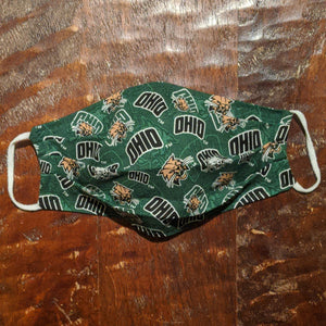 Masks - Ohio University Bobcats Attack Cat