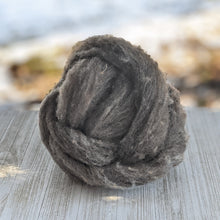 Load image into Gallery viewer, Jacob Wool Roving, Batts, and Fleece