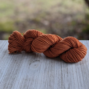 Spiced Pumpkin Yarn