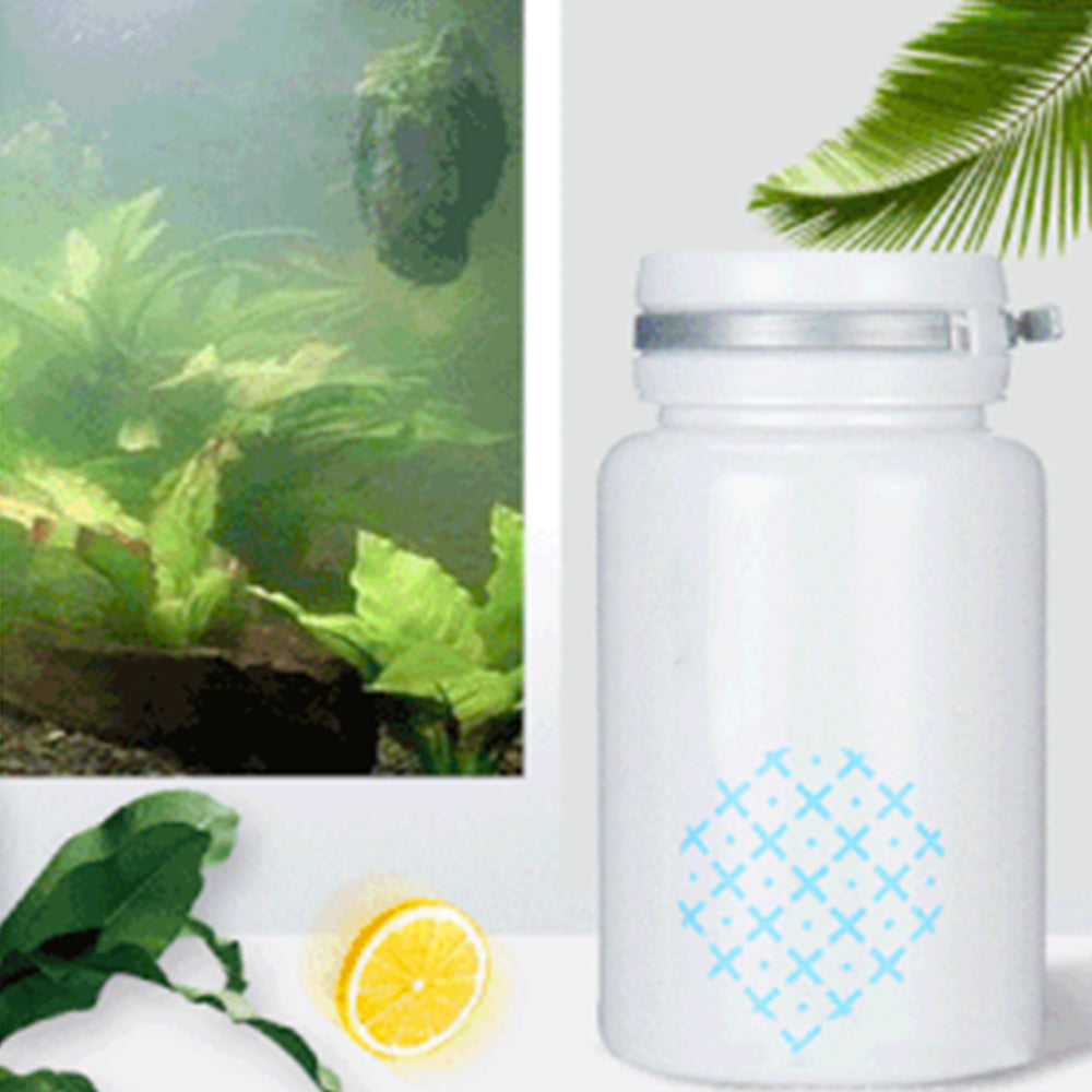 Crystal Clear Fish Tank Cleaner, Algae Repellent Agent