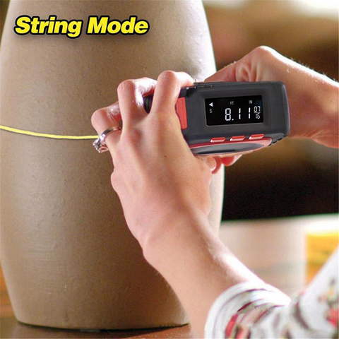 The 3-In-1 Digital Measuring Tape