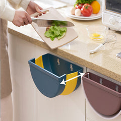 Scalable Hanging Cabinet Trash Can,2 Packs