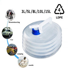 Folding Shrink Water Bucket