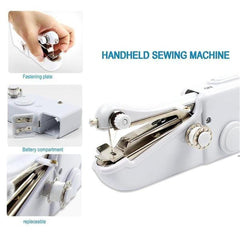 Mini Cordless Handheld Electric Sewing Machine