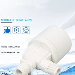 Automatic Water Level Control Valve, 4 Styles