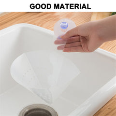 Self-Standing Drain Sink Leftover Filter, 2 Packs / 4 Packs