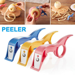 Mini Rotary Paddle Vegetable Peeler, 5 PACKS!