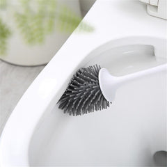 Toilet Cleaning TPR Toilet Brush