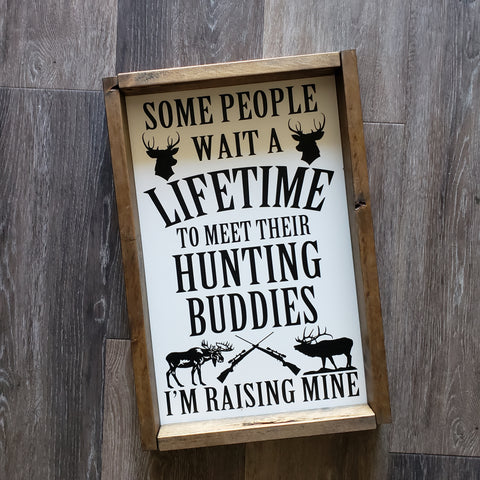 Hunting Buddies