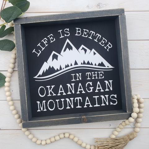 Okanagan Mountains