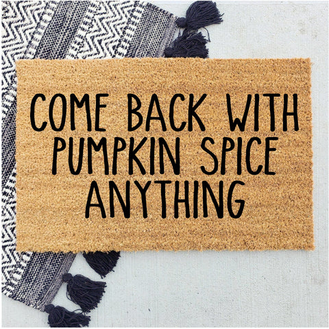 Pumpkin Spice Anything