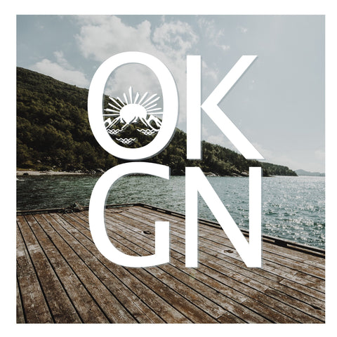 DECAL {OKGN} Vinyl Decal - Okanagan