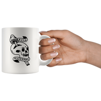 Skullfuck Mug by @themrgordo