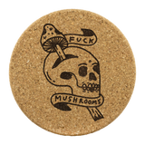 Skullfuck Coaster by @themrgordo