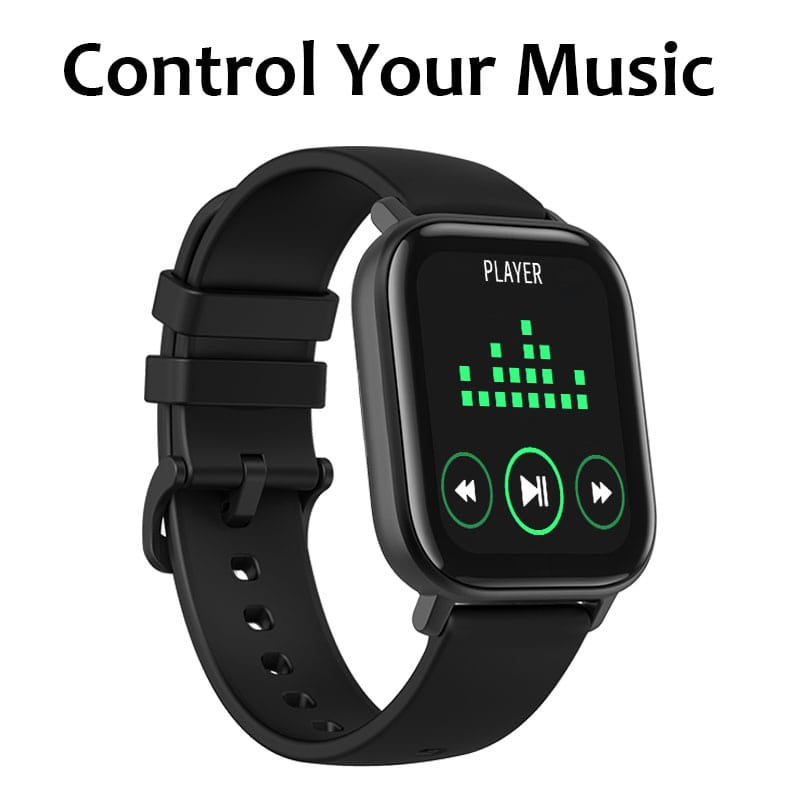 Fitness Bluetooth Smartwatch HealthWatch For IOS & Android