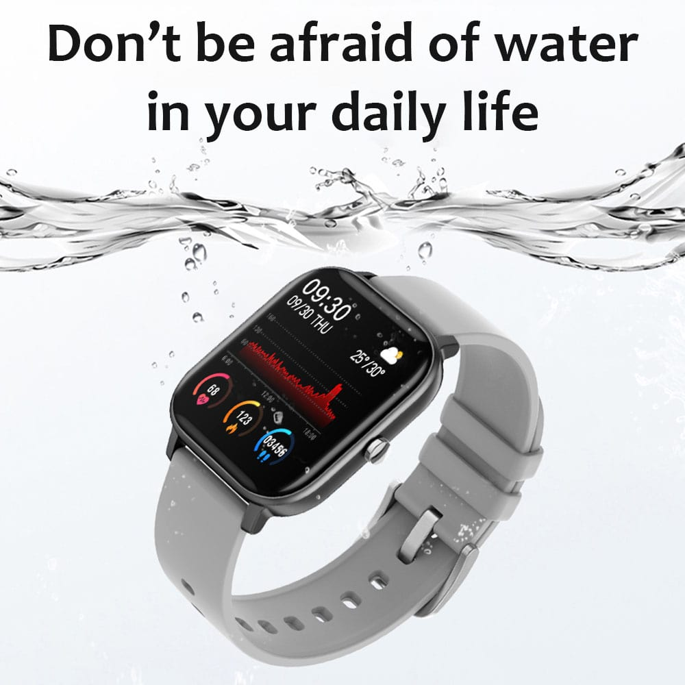 HealthWatch Waterproof