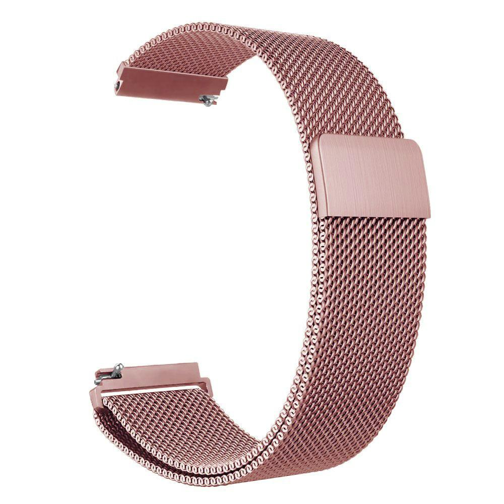 Upsell of Milanese Loop 200000127 HealthWatch Rose Pink