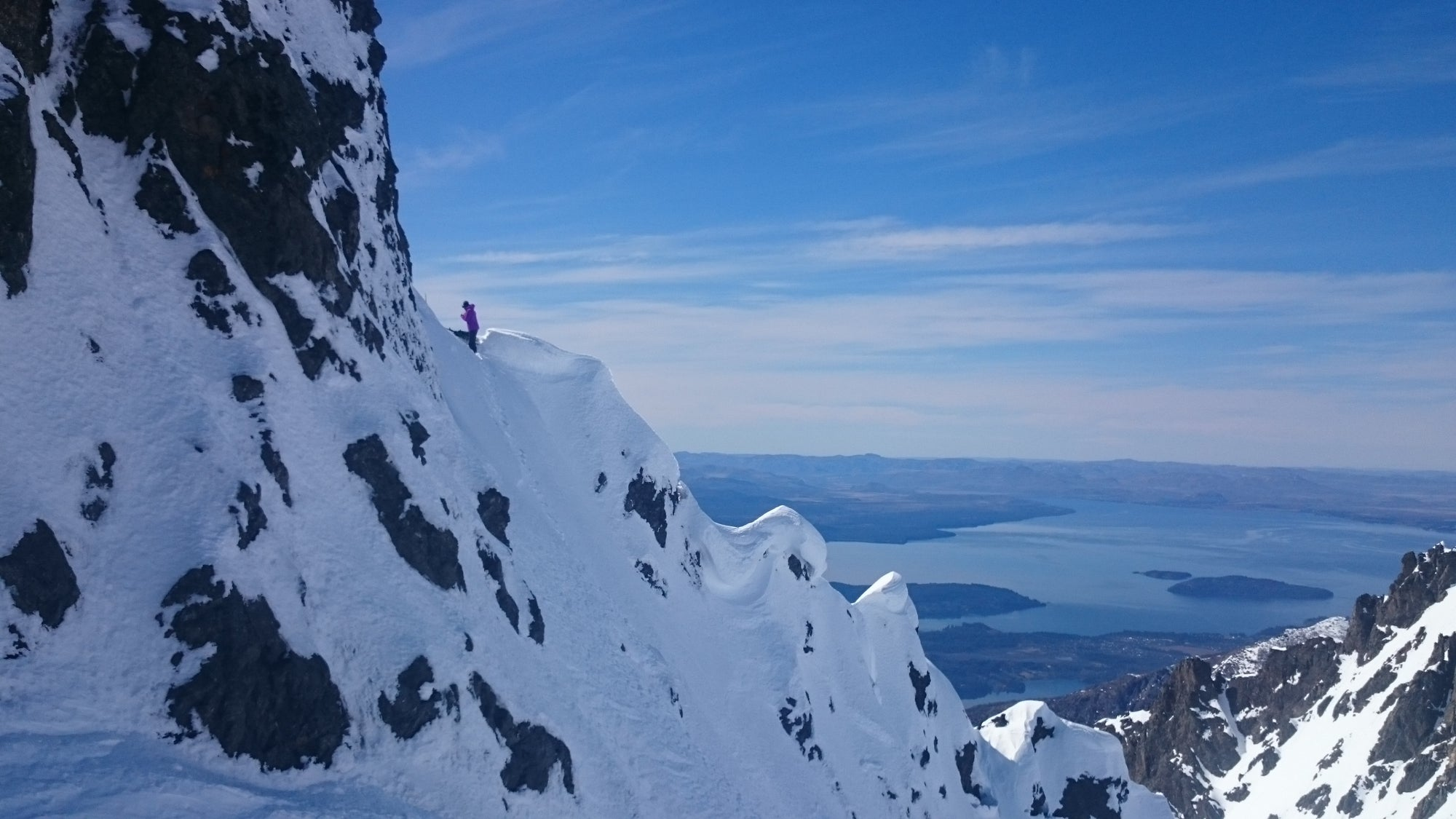 How to become a big-mountain badass - with Christina Lustenberger.