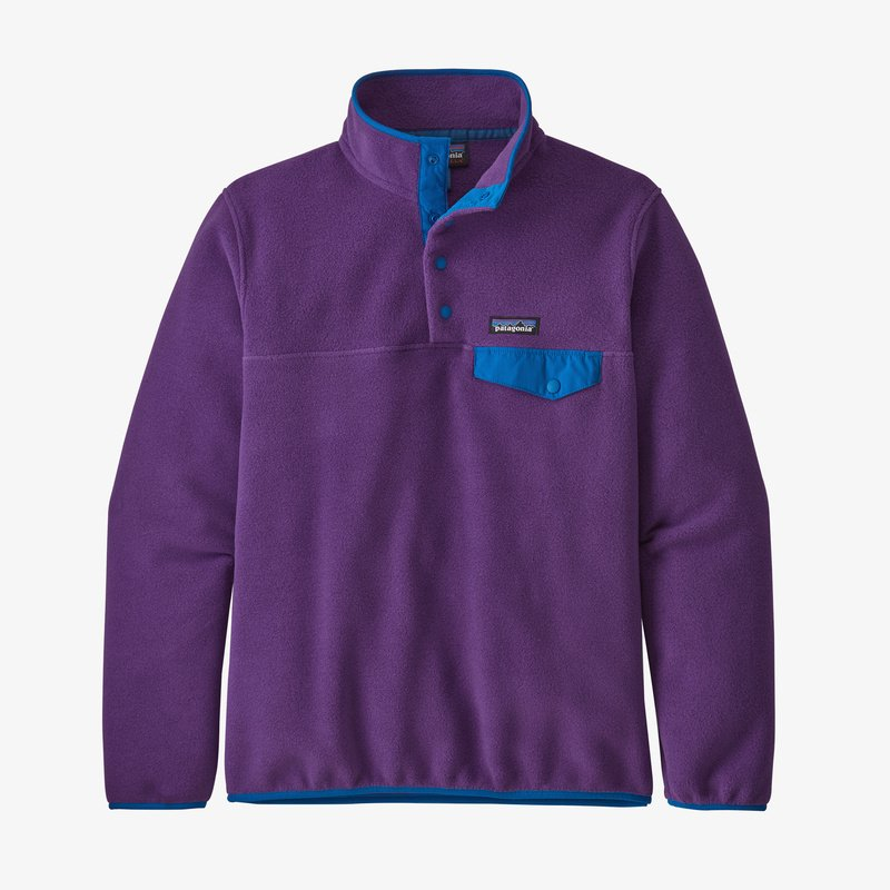 Patagonia Womens Lightweight Synch Snap-T Pullover