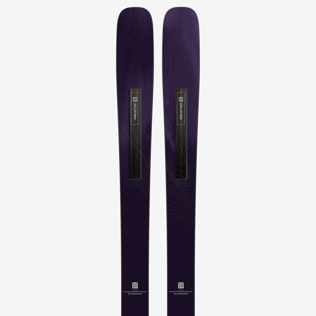 Salomon STANCE W 88 Skis 2021