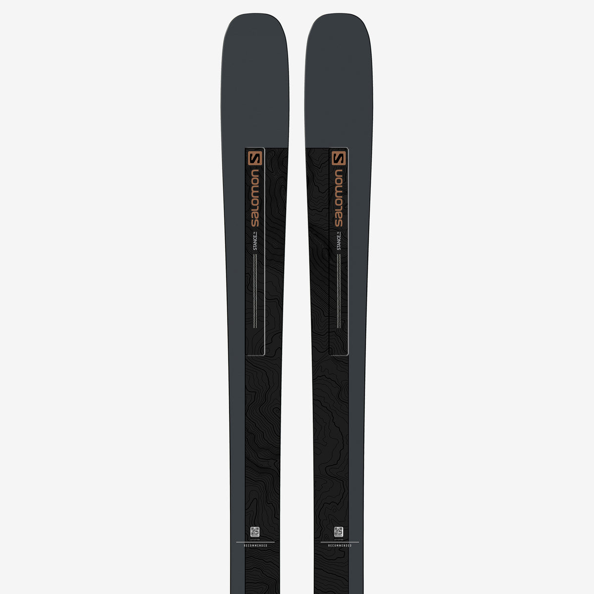 Salomon STANCE 96 Skis 2021