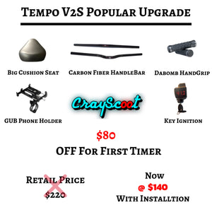 Tempo V2S Package