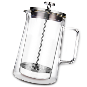 KF1010 Glass French Press