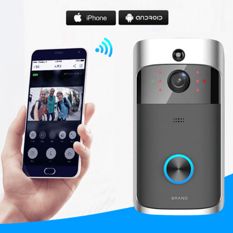 SmartIP WiFi Video Door Bell