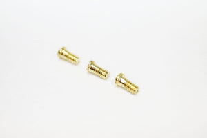 Ray Ban 3847 Screws | Replacement Screws For RB 3847 Oval Double Bridge
