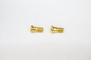 Ray Ban 3647 Screws | Replacement Screws For RB 3647 Round Double Bridge