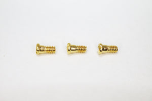 Ray Ban 3547 Screws | Replacement Screws For RB 3547 Oval Flat