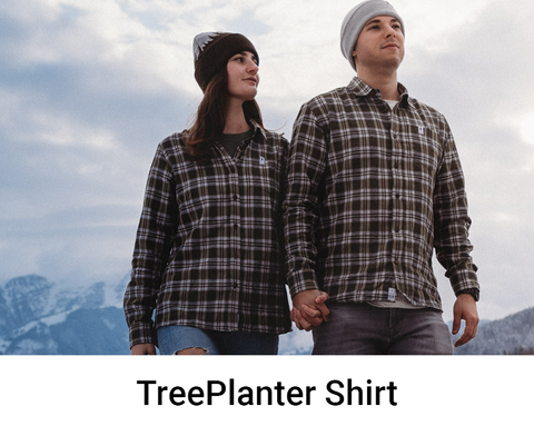 TreePlanter Shirt Collection
