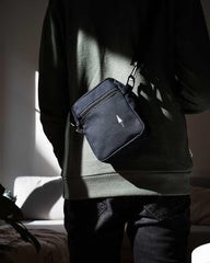 Bag - TreeShoulder Black