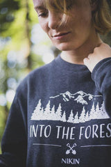 Sweater - Basic Into The Forest Unisex