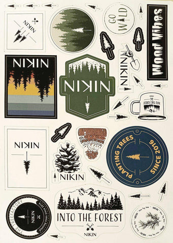 NIKIN Stickers - nikinclothing-eu