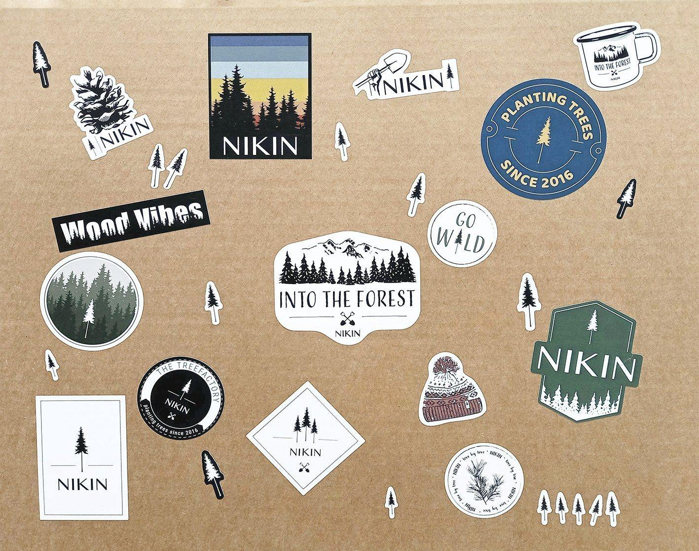 Various - NIKIN Stickers