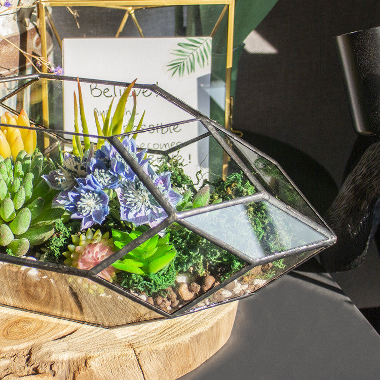 How To Make A Perfect Quality Glass Terrarium