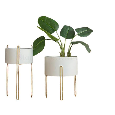 Elevated Pots