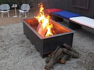Fire Pit Safe Information