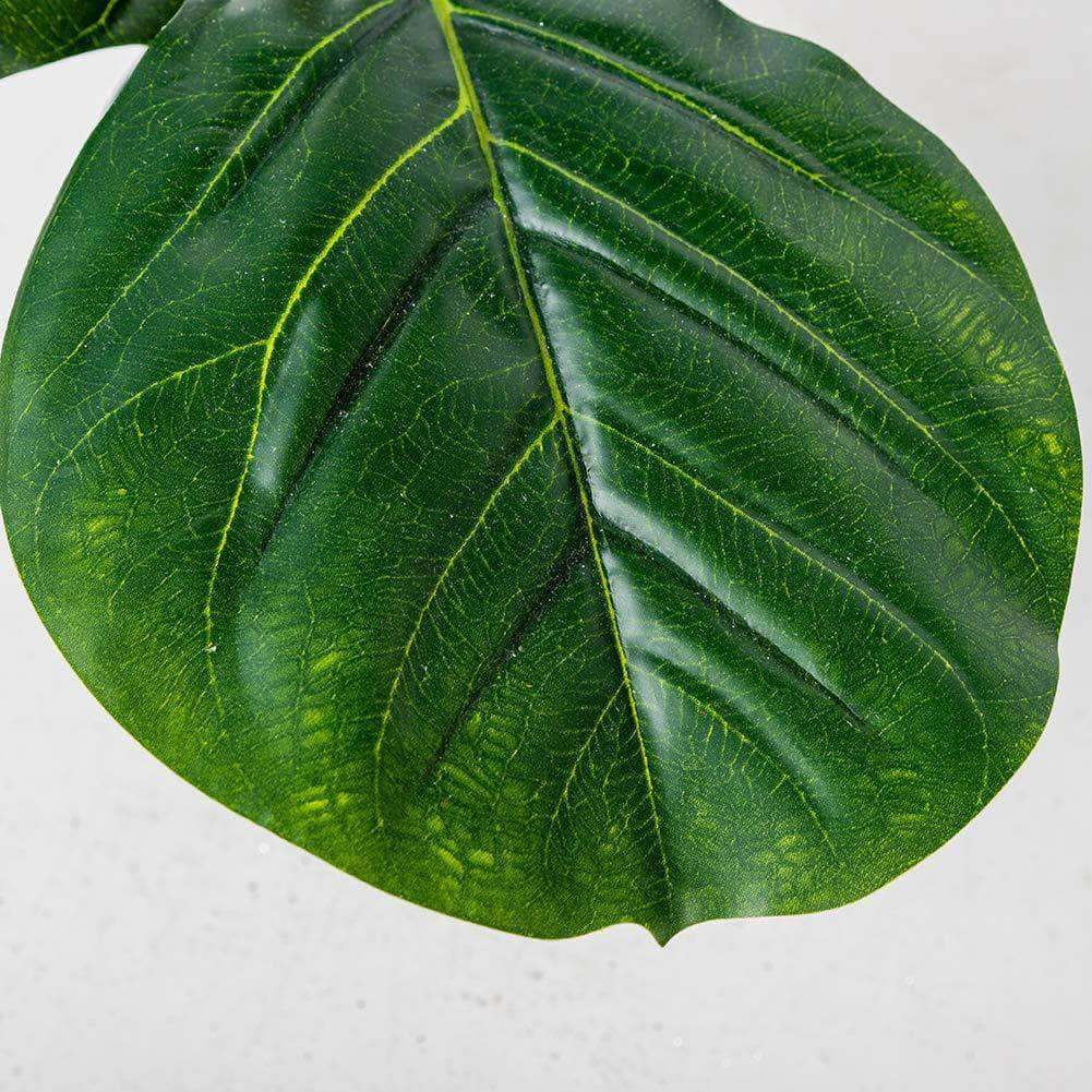Potted Fiddle Leaf Fig Artificial Tree Ferrisland