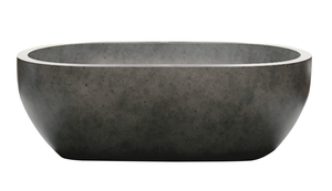 "Palisades - 72"" Concrete Bath Tub"