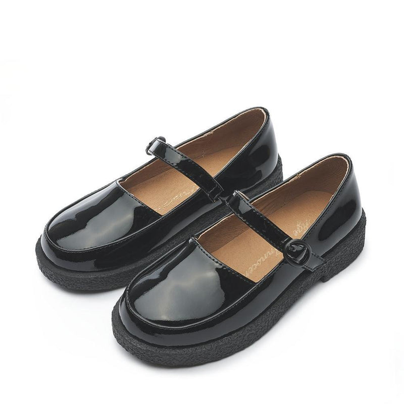 Aria 2.0 Black Shoes by Age of Innocence