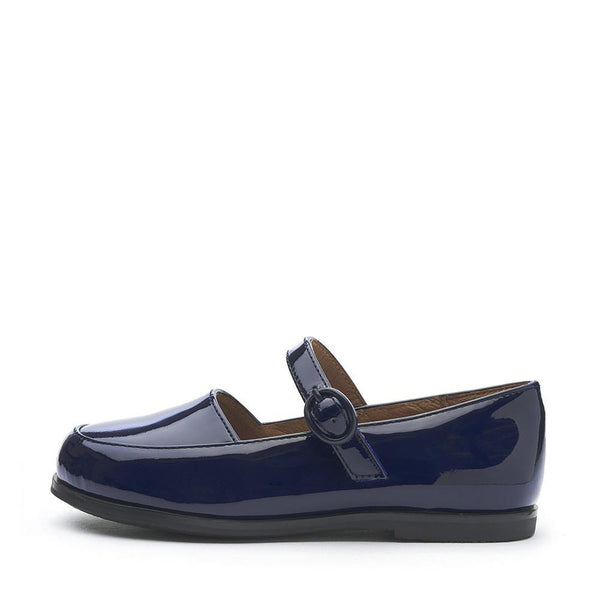 Aria Navy Shoes by Age of Innocence
